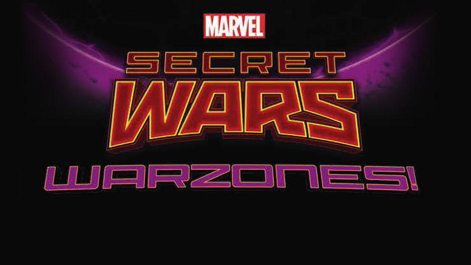Secret Wars Warzones