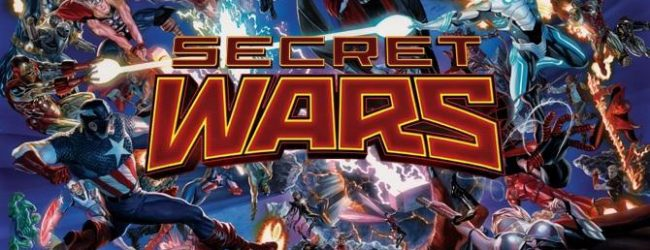 Secret Wars: The Build Up