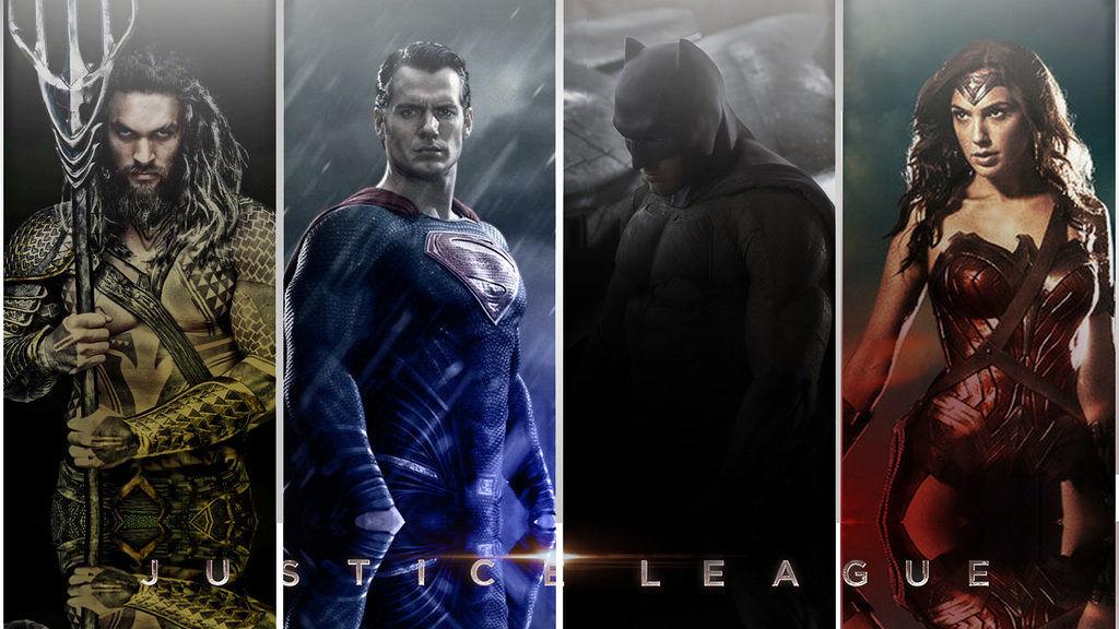 DCCU Justice League