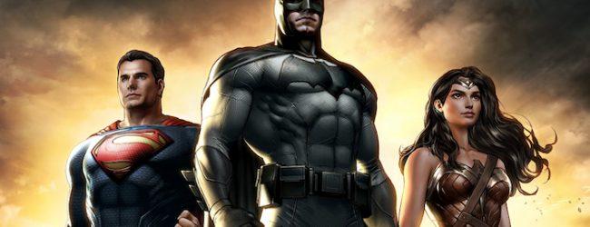 Batman v Superman Images Released