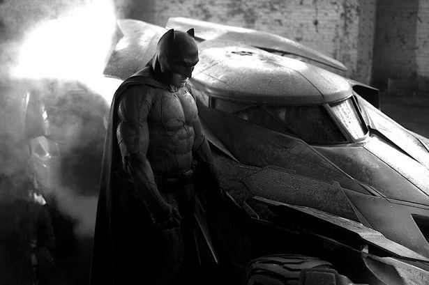DCEU Batman