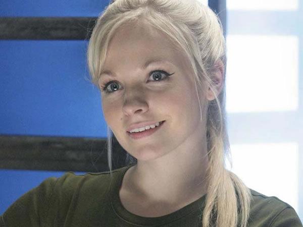 Doctor Who Georgia Moffett