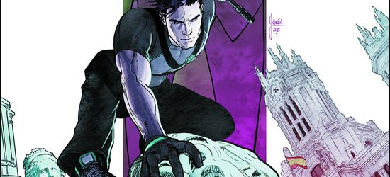 Review: Grayson #10