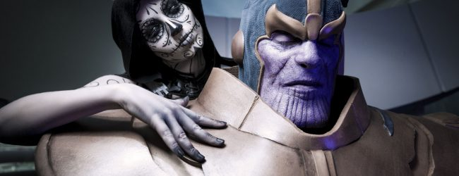 How The Cinema Makeup School Won Comic-Con