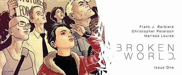Review: Broken World #1