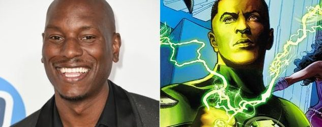 Tyrese Gibson Confirms WB Meeting for Green Lantern Corps