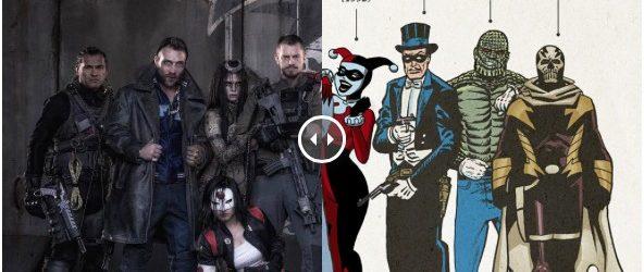 Suicide Squad Through The Ages
