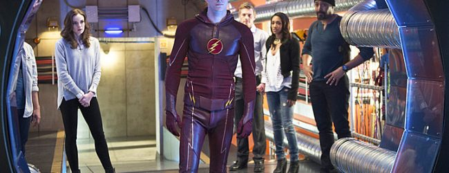 The Flash: First Look At Jay Garrick