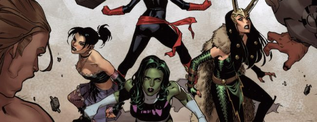 Review: A-Force #3