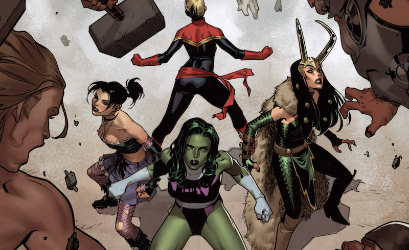 From A-Force #3