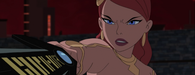 Review: Justice League: Gods And Monsters – Wonder Woman #1