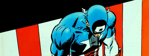 Captain America Unmasked: A History
