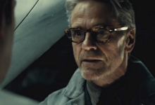 Jeremy Irons Talks Justice League And Assassin's Creed