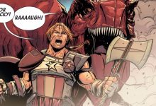 Review: Planet Hulk #5