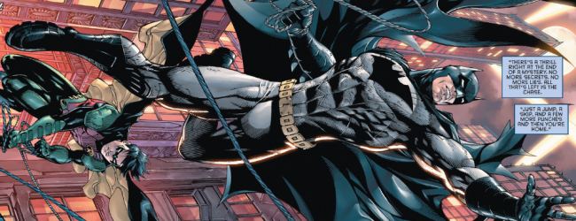 Review: Batman And Robin Eternal #1