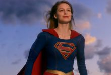 CBS Supergirl: On The Supergirl Fence