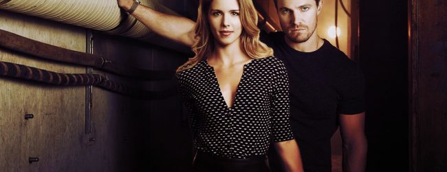 Arrow: The Hunt for Felicity's Father