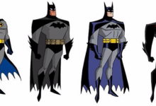 Batman Costumes Through The Ages