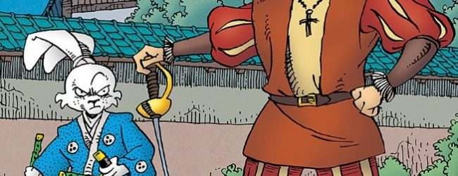 Review: Usagi Yojimbo #150