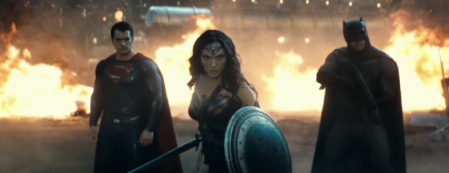 Batman v Superman: Doomsday Is Here