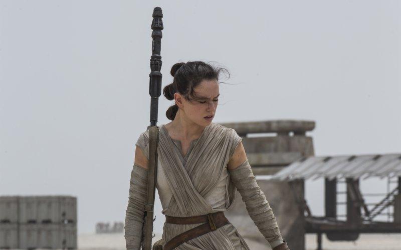 Rey, The Force Awakens, Star Wars, Star Wars Episode VII