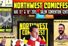 Northwest Comics Fest: A Free Comic Con For All?