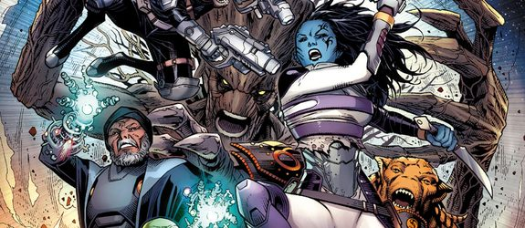 Review: Guardians of Infinity #1