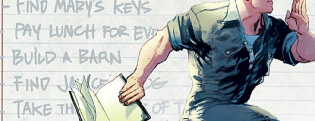 In Search Of Comics: From Cap to Huck