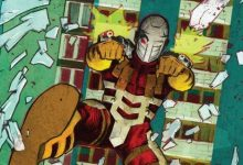 Review: Suicide Squad Most Wanted: Deadshot and Katana