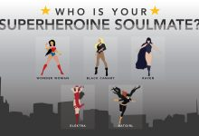 Who Is Your Superheroine Soulmate?