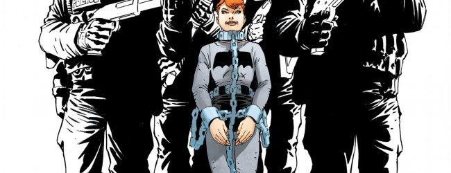 Review: Dark Knight III: The Master Race – Issue 2