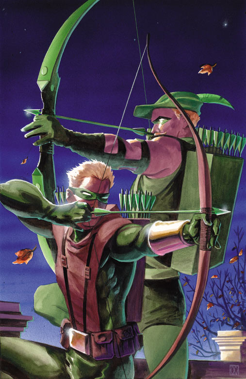 The Green Arrows