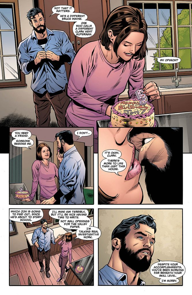Superman: Lois and Clark #5