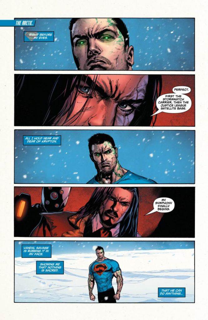 Superman/Wonder Woman #26