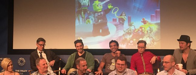 LEGO DC Comics Cast & Crew Answer Burning Questions
