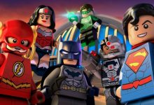 LEGO DC COMICS: Justice League: Cosmic Clash Premiere