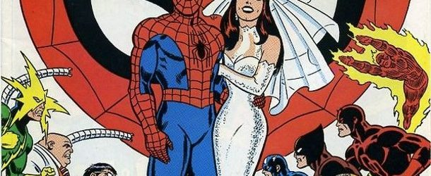The Top 10 Marvel Romances