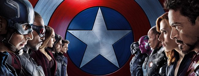 ComiConverse April Film Preview: Civil War Is Here