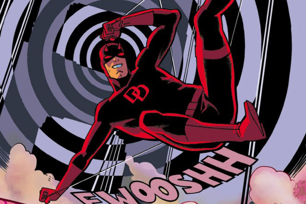 Daredevil Art by Chris Samnee