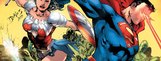 Review: Superman/Wonder Woman #27