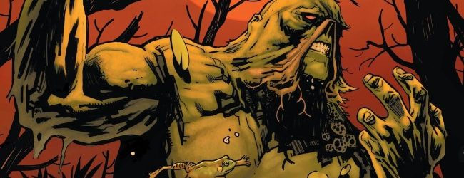Review: Swamp Thing #3
