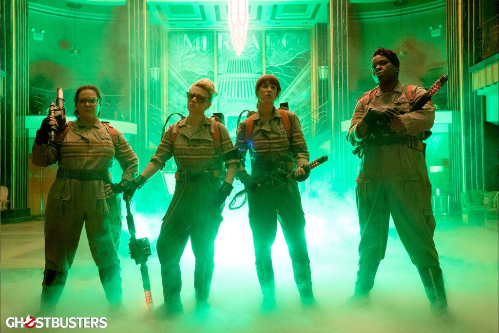 Hollywood China Ghostbusters