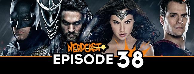 Nerdcast: Episode 38 (Batman v Superman Special)