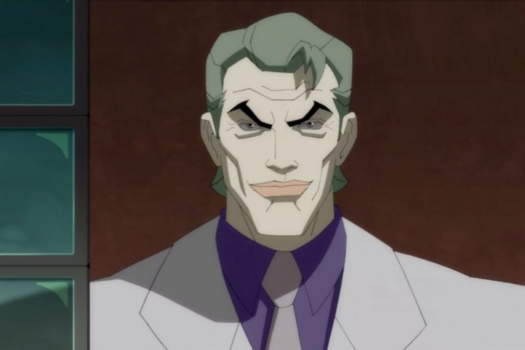 Credit: DC Comics Old Joker