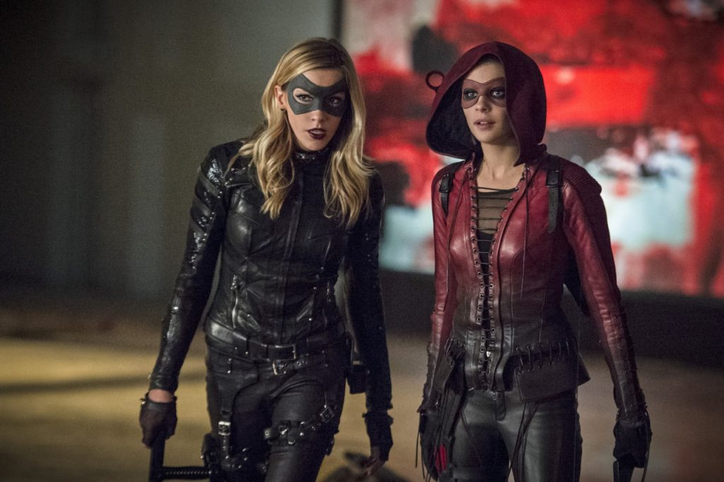 Speedy and Black Canary