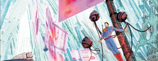 Review: Superman #51 Marks the Start of Rebirth