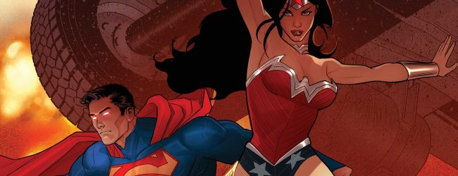 Review: Superman/Wonder Woman #28