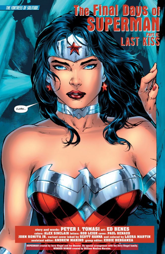 Superman/Wonder Woman #28