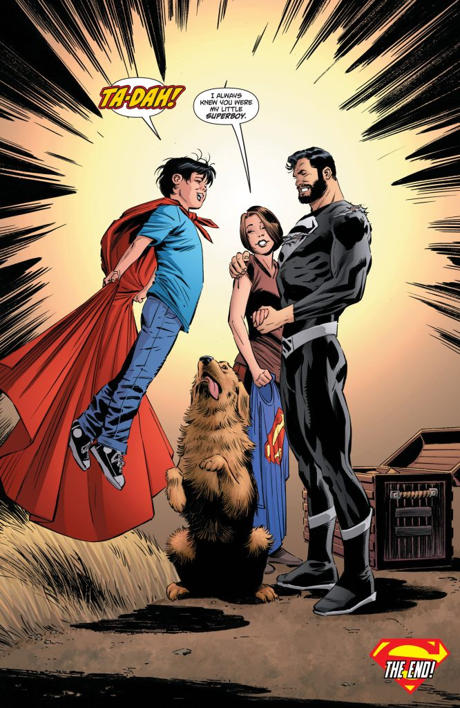 Superman: Lois and Clark #8