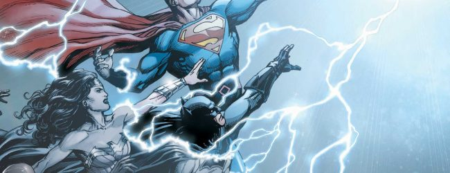 Review: DC Universe: Rebirth #1